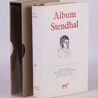 Album Stendhal. (ALBUM PLEIADE).