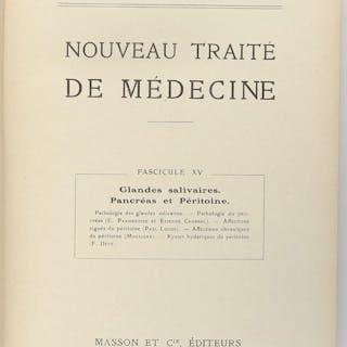 Nouveau traité de médecine