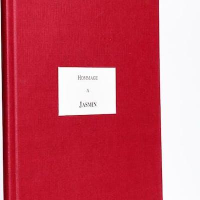 Hommage à Jasmin [ Livre dédicacé par l'auteur ] CLOUCHE