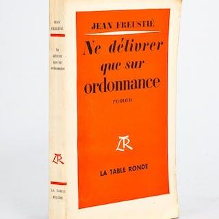 Ne délivrer que sur ordonnance [ Livre dédicacé par l'auteur - Avec une L.A.S