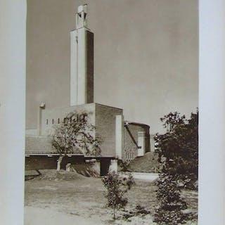 L'ARCHITECTE DECEMBRE 1926 WESTERVELD COLUMBARIUM