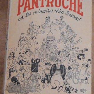 Pantruche ou les mémoires d'un truand Fernand Trignol Sport