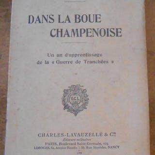 Dans La Boue Champenoise – Un an d'apprentissage de la...