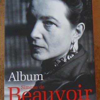 Simone de Beauvoir Album de la Pléiade Sylvie Le Bon de...