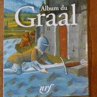 Album de la Pléiade du Graal Philippe Walter Littérature Ancienne