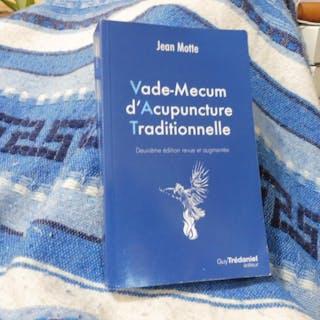 Vade-Mecum d'Acupuncture Traditionnelle Motte Jean Médecine