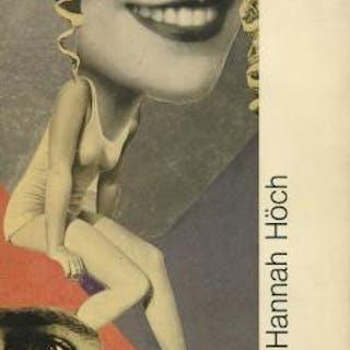 Hannah Hoch 1889-1978. Collage. Cat mostra Hoch - AA VV
