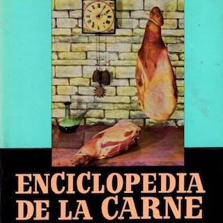 Enciclopedia de la carne . Sanz Egaña, Cesáreo