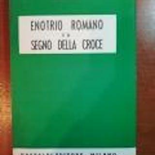 Enotrio Romano e il segno della croce Ada Rizzo RELIGIONI