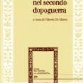 Carteggi siciliani nel secondo dopoguerra - Voll