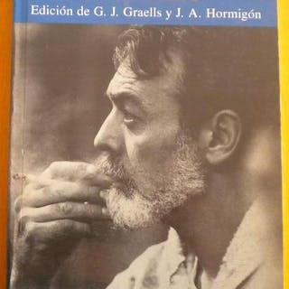 Fabiá Puigserver: Hombre de teatro Graells G.J. y Hormigón J.A. (edición) Teatro
