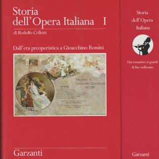 Storia dell'opera italiana I Dall'era preoperistica a...