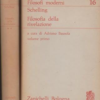 Filosofia della rivelazione A cura di Adriano Bausola...