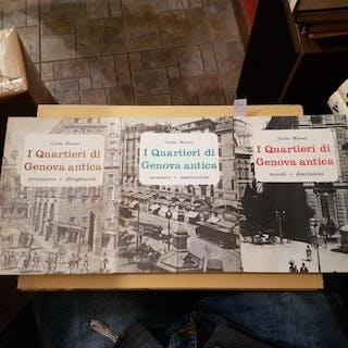 I quartieri di Genova antica