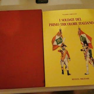 I soldati del Primo Tricolore Italiano Valerio Gibellini Libri,Libri Vari,Storia
