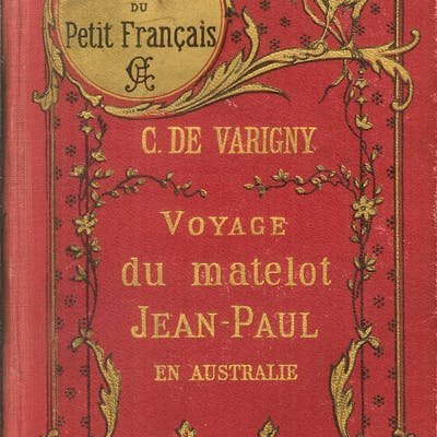 Voyage Du Matelot Jean Paul En Australie De Varigny C