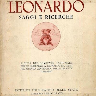 Leonardo. Saggi e ricerche