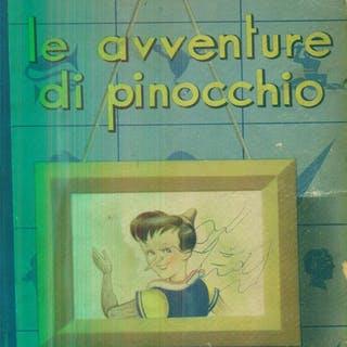 Le avventure di Pinocchio Collodi, Carlo Literature & Fiction