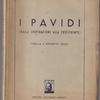 I pavidi (dalla cospirazione alla costituente) Merzagora