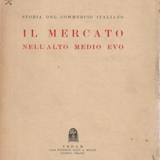 Il mercato nell'alto medioevo Carli, Filippo Literature & Fiction