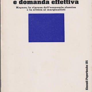 Valore e domanda effettiva Garegnani Literature & Fiction
