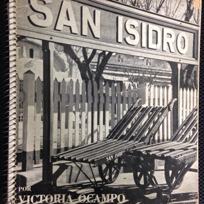 San Isidro con un poema de Silvina Ocampo y 68...
