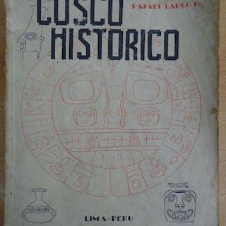 Cusco Histórico Rafael Larco Fotolibro