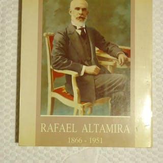 RAFAEL ALTAMIRA 1866-1951