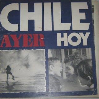 Chile Ayer Hoy   Fotografía,Historia de Chile,Política