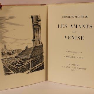LES AMANTS DE VENISE MAURRAS (Charles)