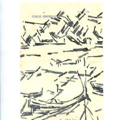 ROSAI Bruno (Firenze 1912 - ivi 1986)   Arte