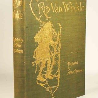 Rip Van Winkle Irving, Washington