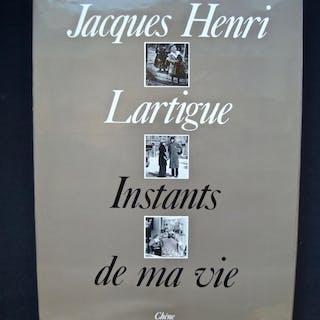 Instants de ma vie - LARTIGUE (Jacques Henri) - photographie