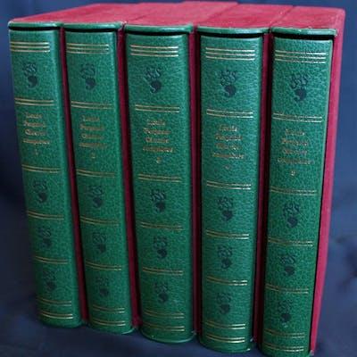 Oeuvres complètes de Louis Pergaud. 5 volumes. Louis Pergaud Oeuvres complètes