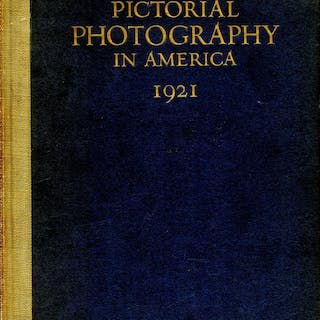 Pictorial photography in America, 1921 White, Clarence H., ed Photography