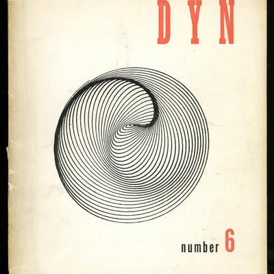Dyn: the review of modern art