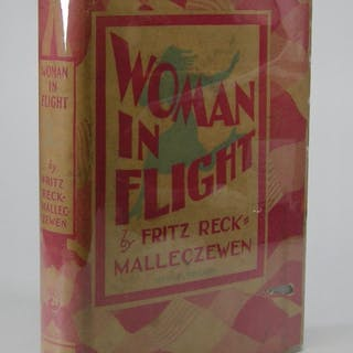 Woman in Flight; Translated by Jenny Covan Reck-Malleczewen, Fritz