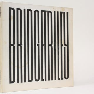 BRIDGET RILEY Paintings and Drawings 1951-1971