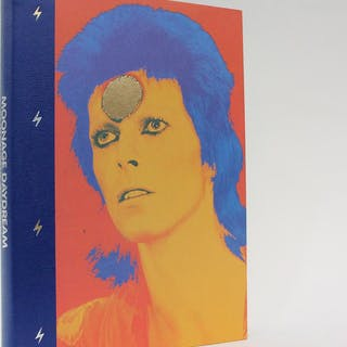 MOONAGE DAYDREAM. The Life and Times of Ziggy Stardust BOWIE, David; ROCK, Mick