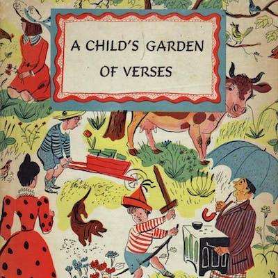 A Child's Garden of Verses Stevenson, Robert Louis Roger Duvoisin