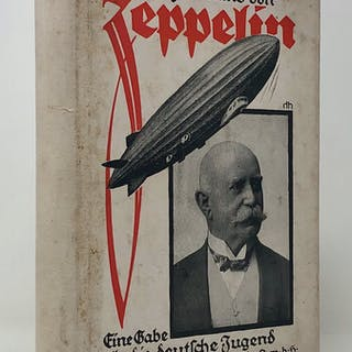 Graf Ferdinand von Zeppelin MAYER Joseph; ZEPPELIN Ferdinand, Graf von