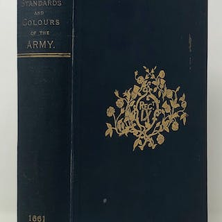 The Standards and Colours of the Army, MILNE Samuel Milne