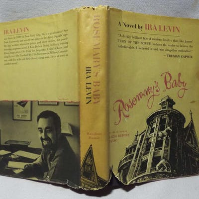 Rosemary's Baby : American edition : First printing Levin, Ira