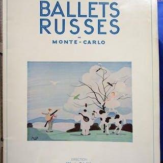 Ballets russos de Monte-Carlo