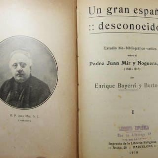 Un gran español desconocido