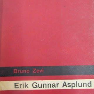 Erik Gunnar Asplund Zevi, Bruno Libros