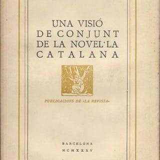 Una visio de conjunt de la novel la catalana Tasis i Marca, Rafael Libros