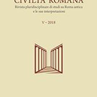 Civiltà Romana V - 2018