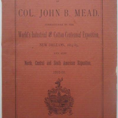 Report of John B