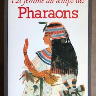 La femme au temps des pharaons DESROCHES-NOBLECOURT Christianne